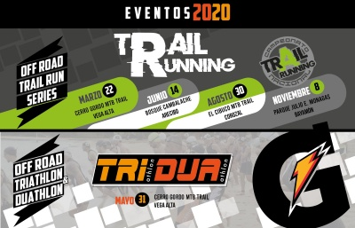 Off Road Trail Running Series - Corozal